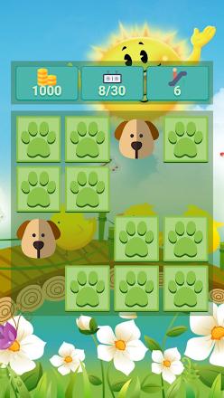 Screenshot Image Free matching games, How to memorize