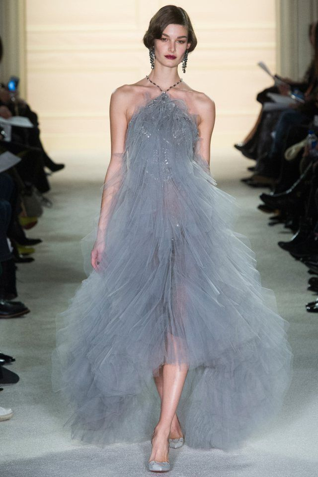Project Fairytale: Marchesa Fall Winter 2015 RTW NYFW