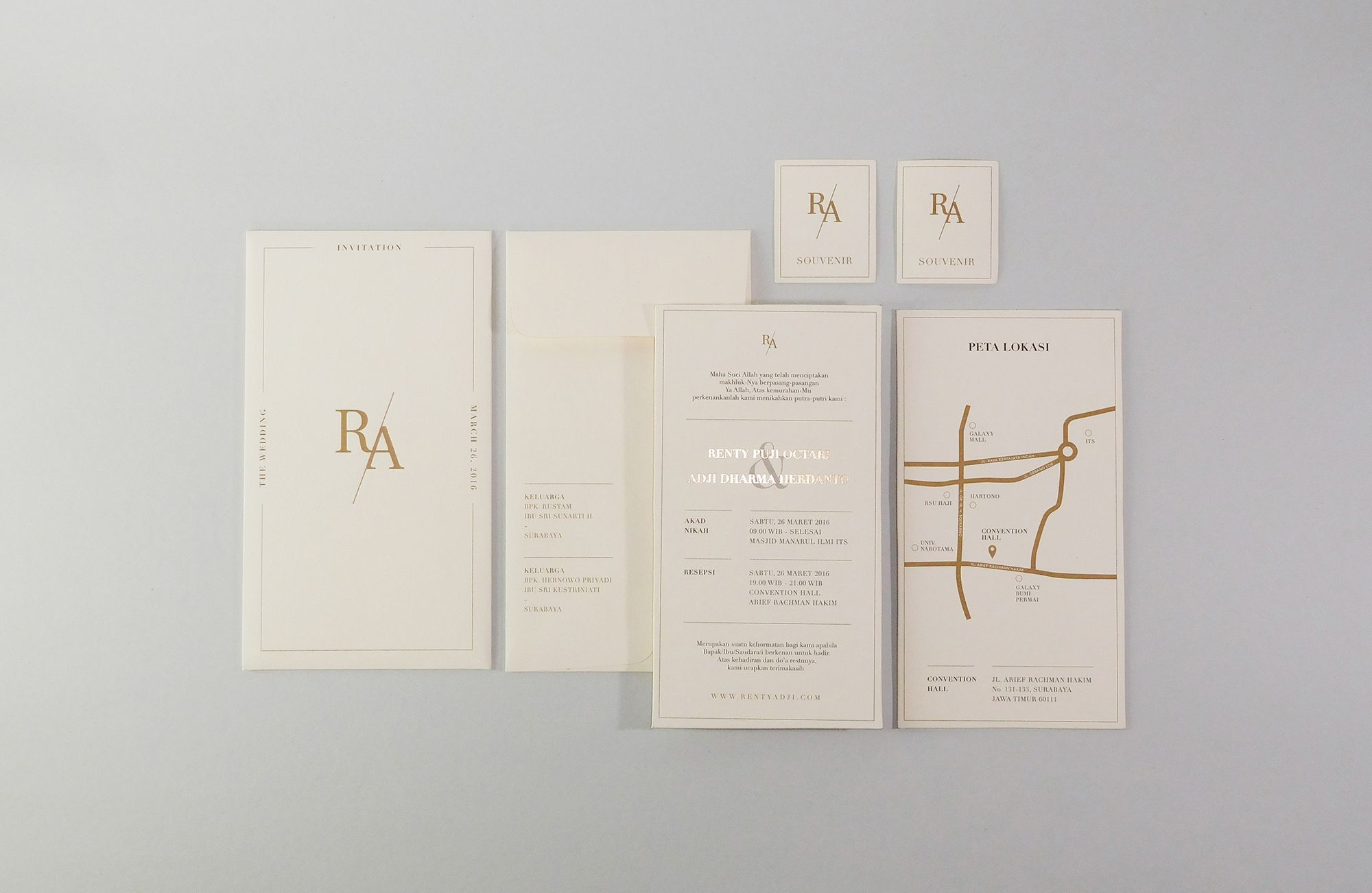 March 26 A minimalist design for
