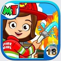 My Town Fire Station Rescue Apk For Android Full Free Download