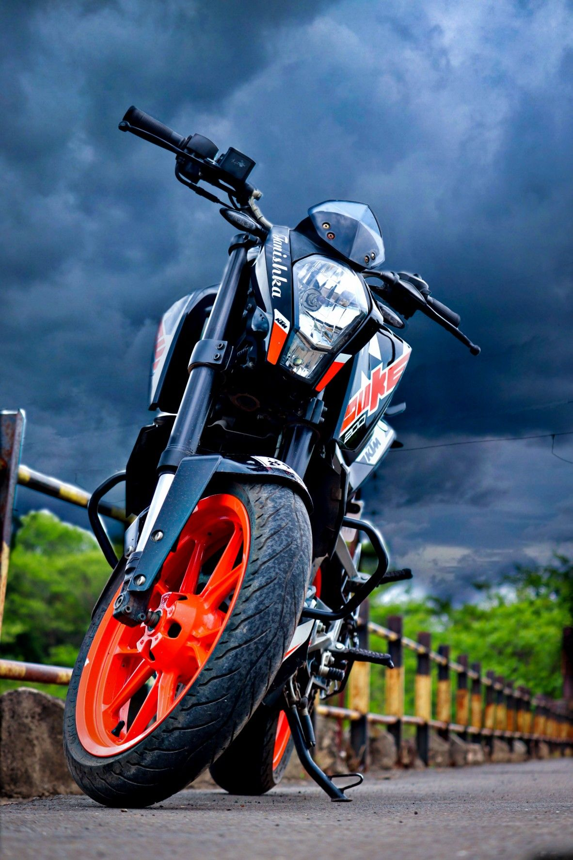 Download Duke200 Wallpaper By Crazyhas 72 Free On Zedge Now Browse Millions Of Popular Bike Wallpapers And Ringtones On Z Duke Bike Ktm Duke Ktm Duke 200