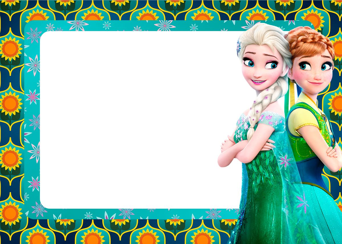 Frozen Fever Party Free Printable Invitations Misc