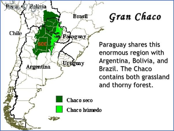 Gran Chaco Map nice Gran Chaco Map | Tours Maps | Map, Tours Gran Chaco Map