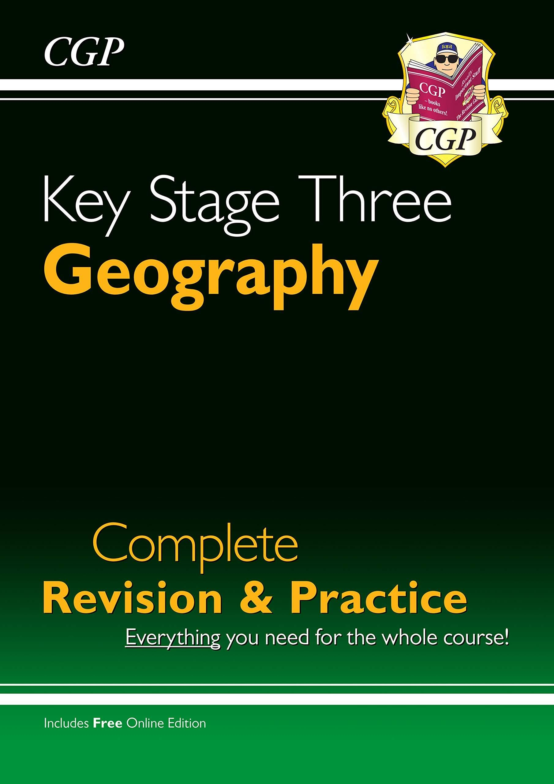 Free Download New Ks3 Geography Complete Revision