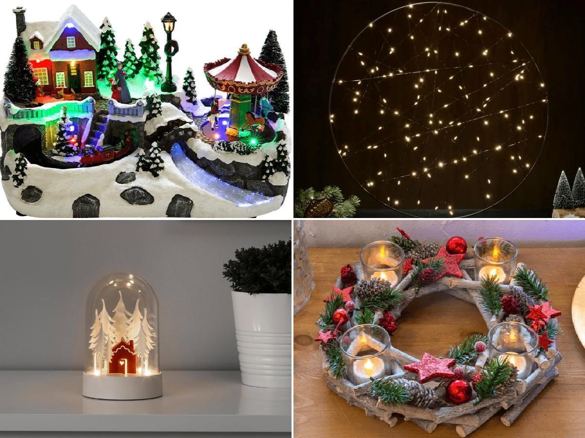 Como Hacer Un Centro De Navidad Casero