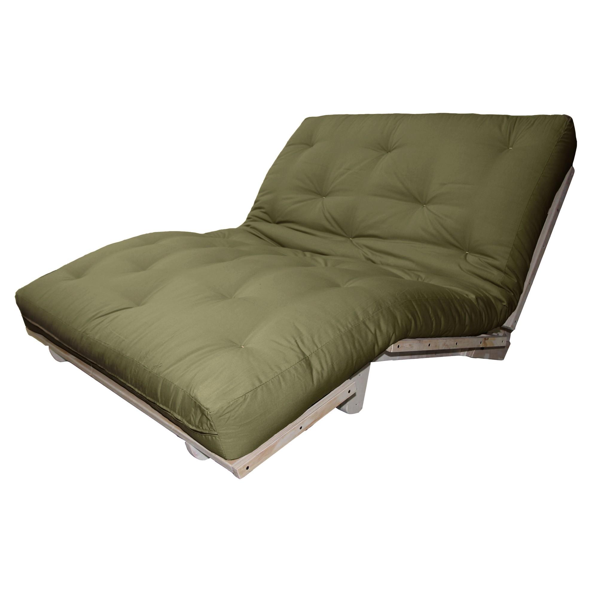 Foam Sit Lounge Or Sleep Futon Sofa