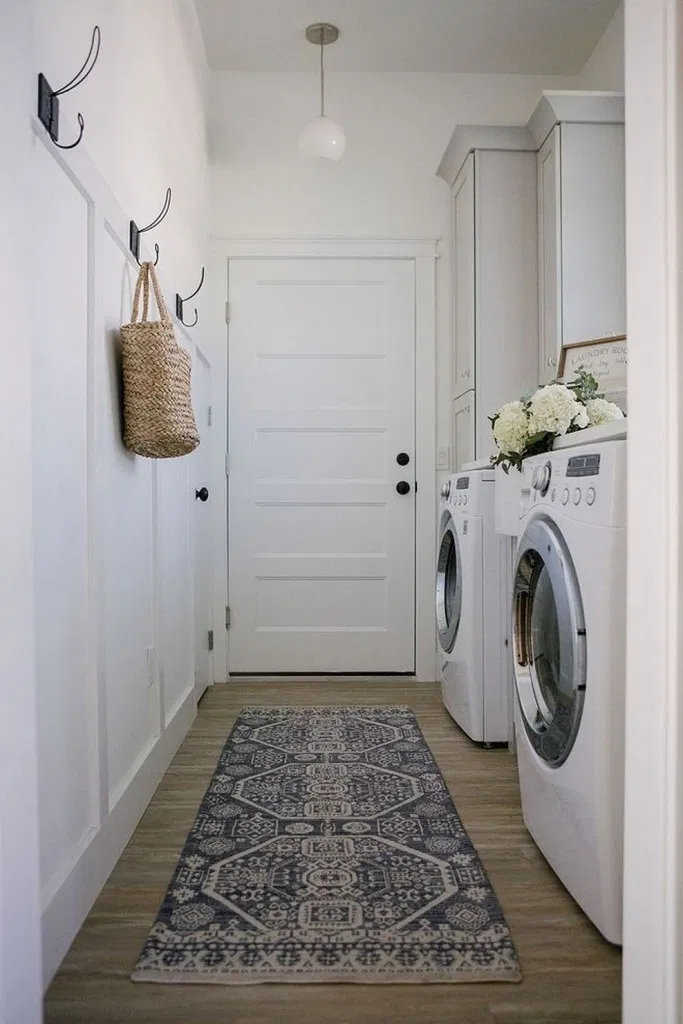 60 perfect laundry room designs ideas for small space on extraordinary small laundry room design and decorating ideas modest laundry space id=48540