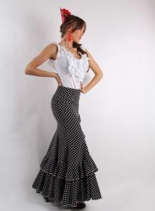 4281a086c Compra faldas flamencas mujer baratas, tu ropa de baile flamenco. Amplia  variedad en faldas de baile flamenco y faldas de flamenco.