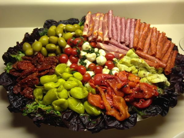 Photo of Appetizer Platter Recipe
