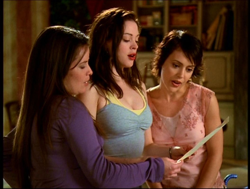 Charmed ones naked porn pics