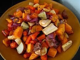 Roasted Root Vegetables - Powered by @ultimaterecipe