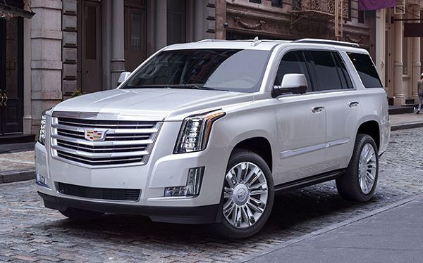 2017 Cadillac Escalade Full Size Luxury Suv Review One Day