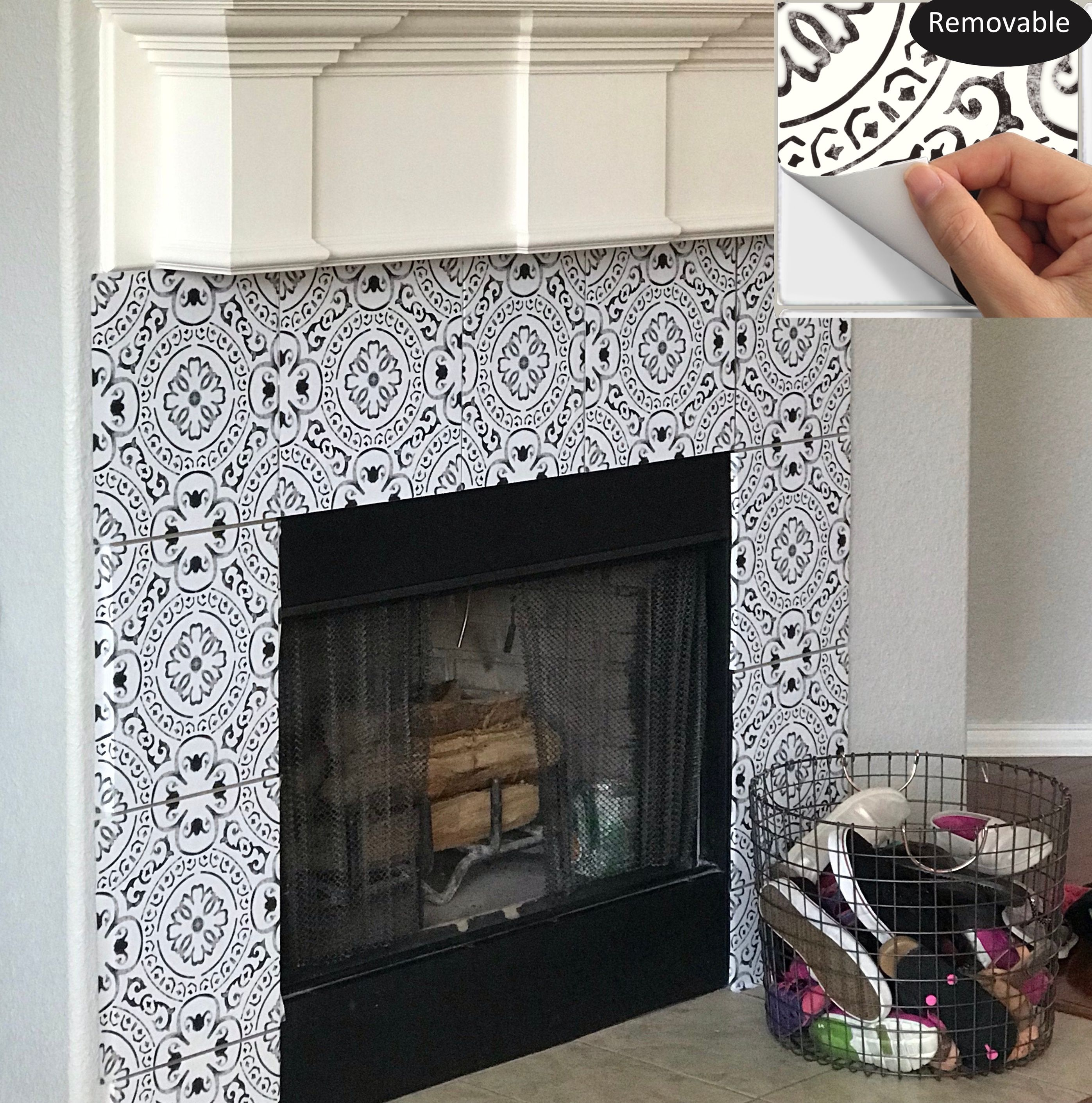 peel and stick tile tile decals