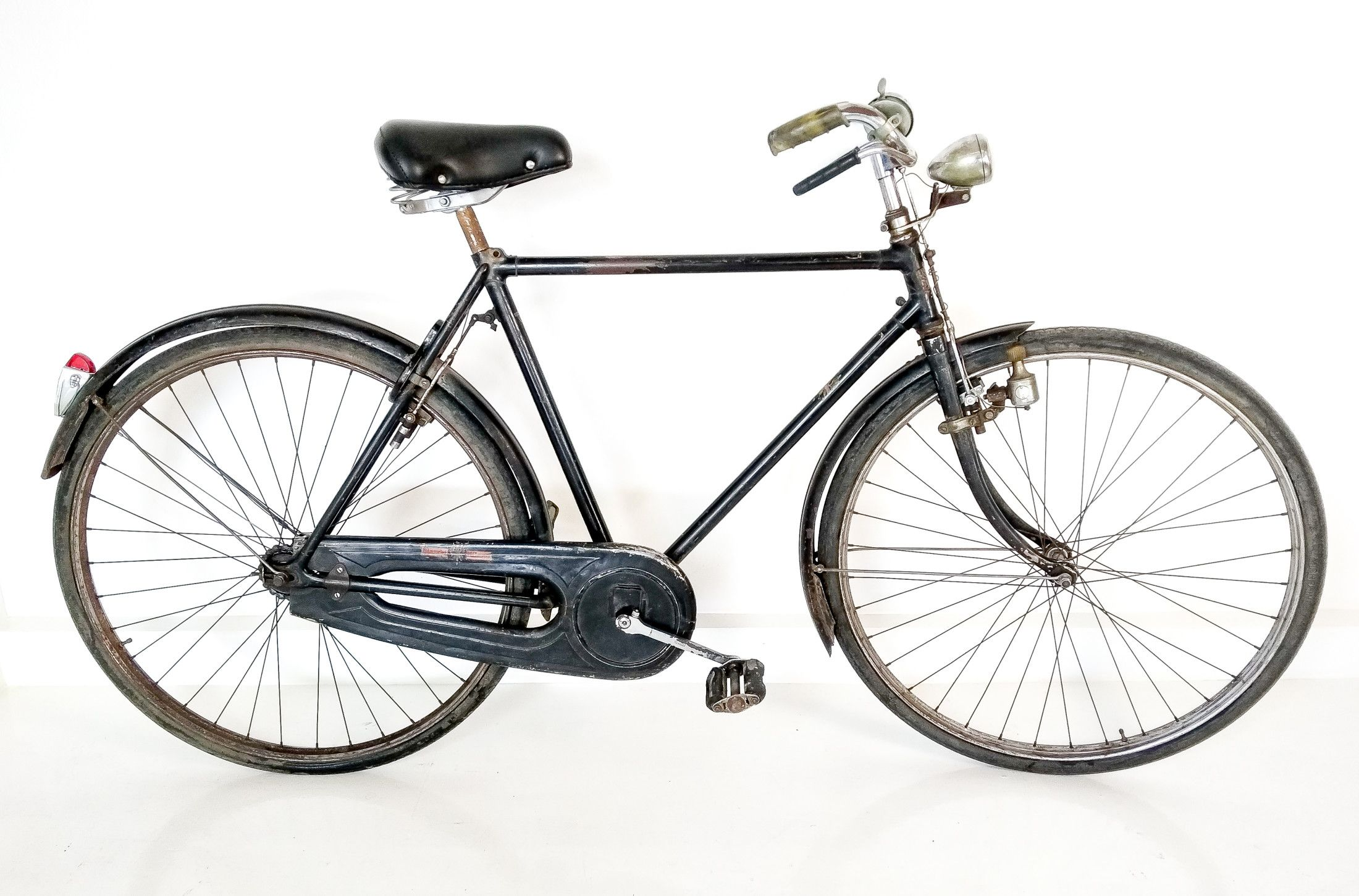 Bicicletta Depoca Edoardo Bianchi Freni A Bacchetta Numero Di