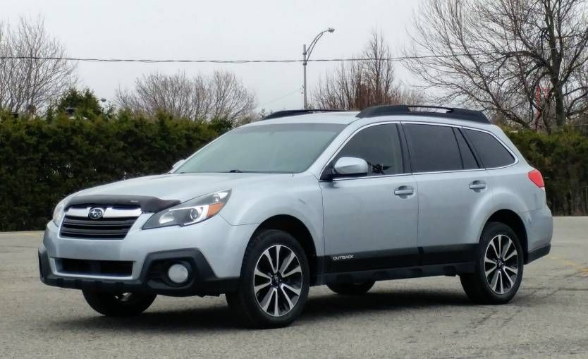 2017 Outback With Forester Xt Wheels