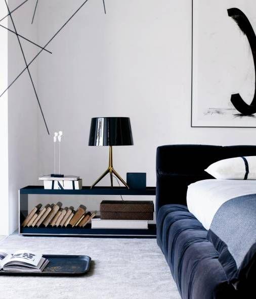 Letto Tufty-Bed - Design of Patricia Urquiola. Find | Divani ...