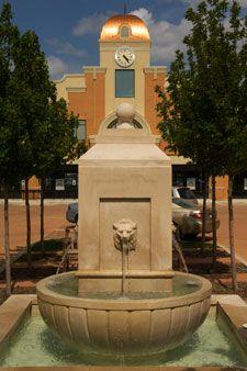 Chs Architects Vandergriff Town Center Arlington Texas Arlington Arlington Texas Texas