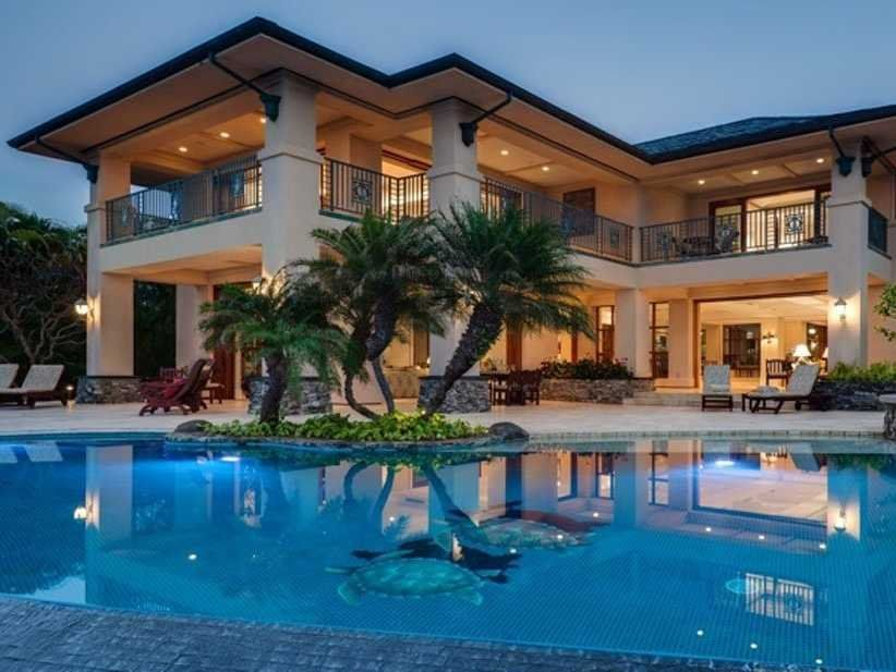 The most expensive home you can buy in every state for Hawaii home builders
