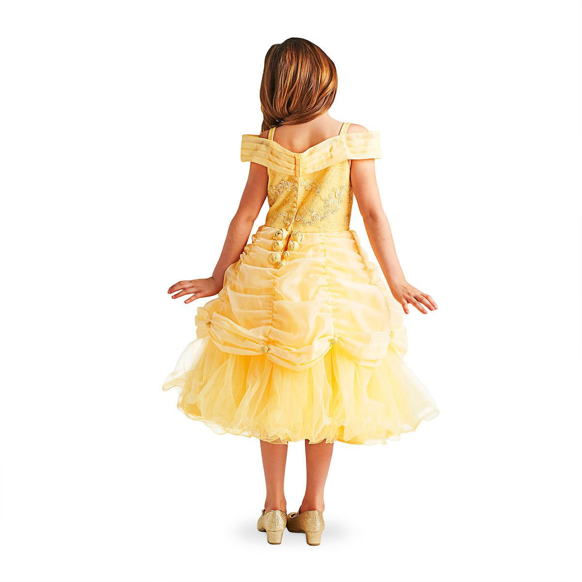 Fairyland Principessa parrucca-Blonde-Fancy Dress FIABE