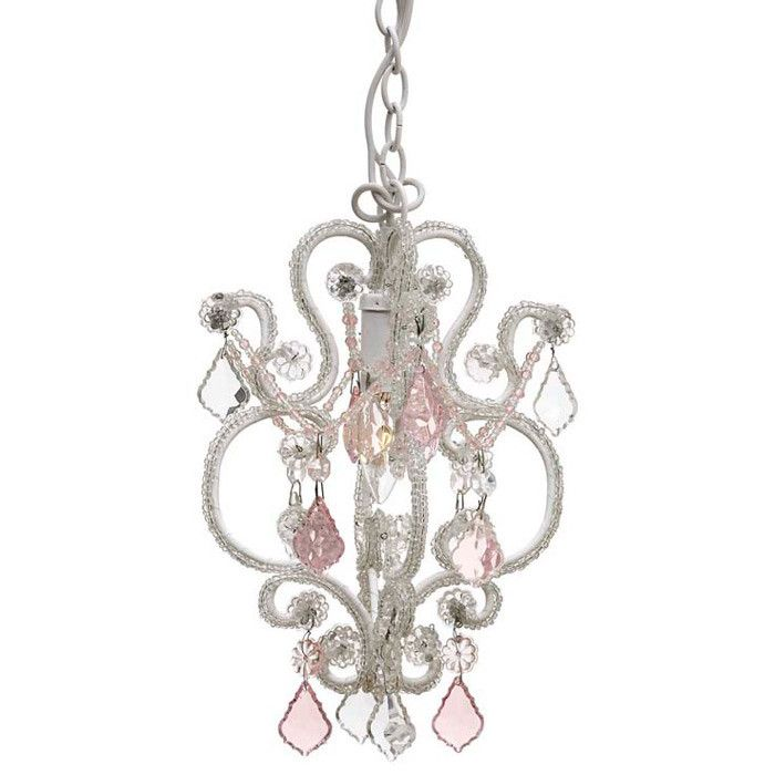 For a little girls room princess all the way wantedlove beautiful home decor beautifully priced crystal chandeliersgirl roomsgirls mozeypictures Gallery