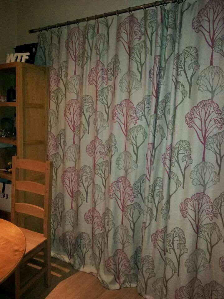 Forest Curtains