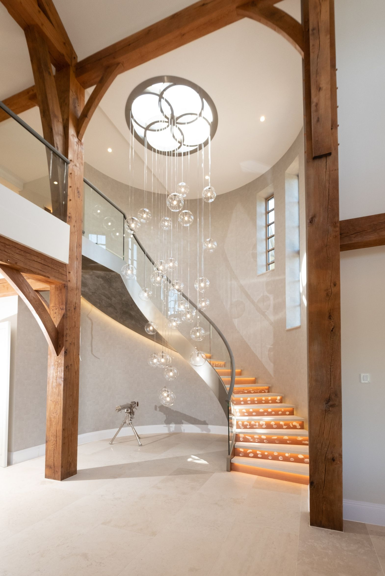 Best Bespoke Timber Staircases For Modern And Contemporary Look 400 x 300