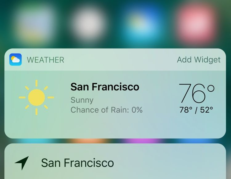 Add Favorite Widgets To Today View Ios 10 Tips And Tricks For Iphone Apple Support Apple Support Phone Info Iphone
