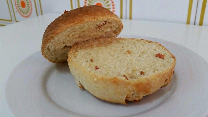 pão de bacon