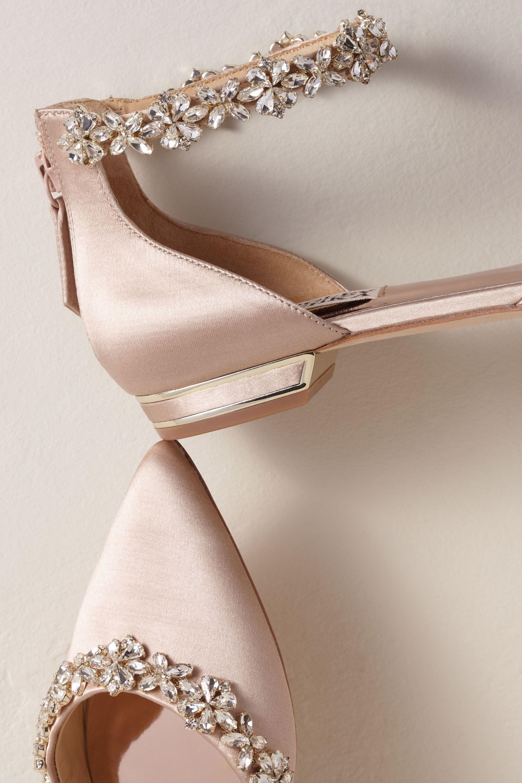 Jewel Badgley Mischka Womens Tessy Flat Sandal 7 Pick SZ//Color.