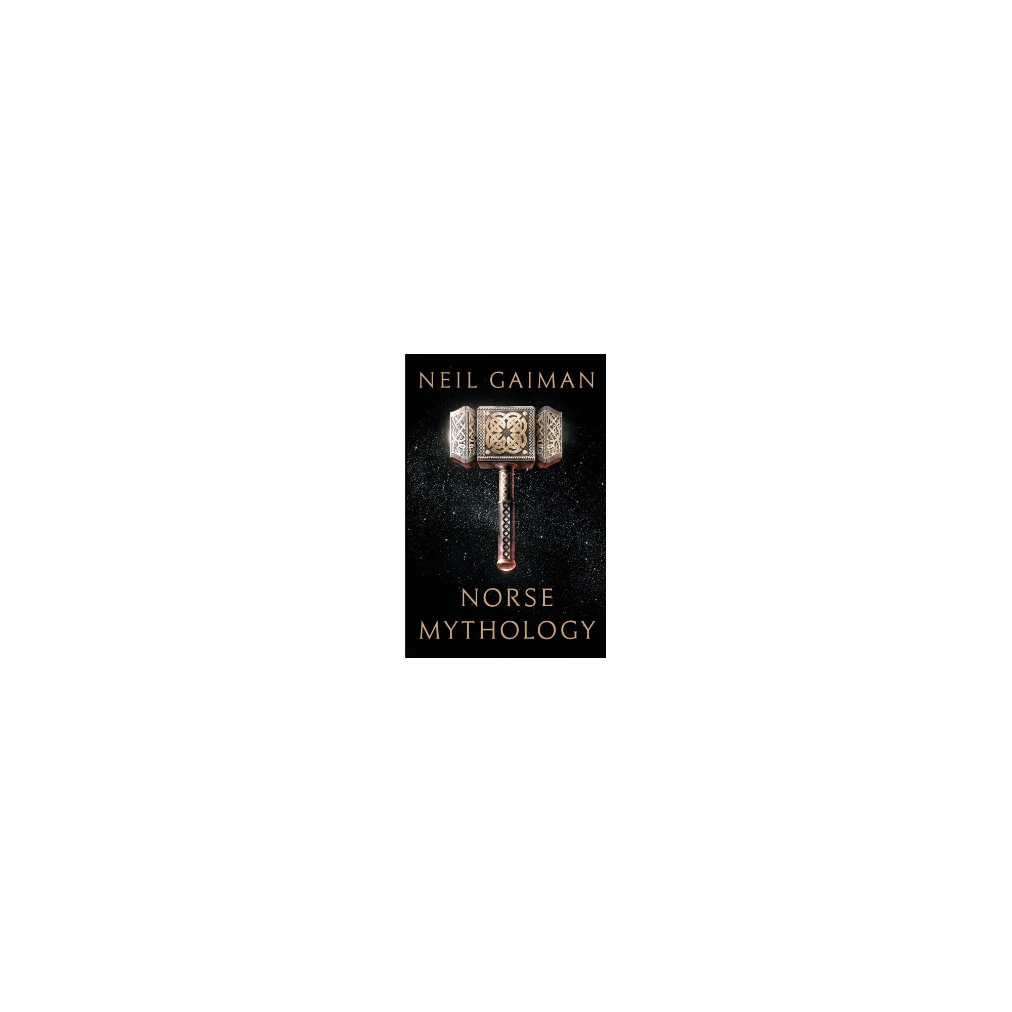 Norse Mythology Hardcover Neil Gaiman