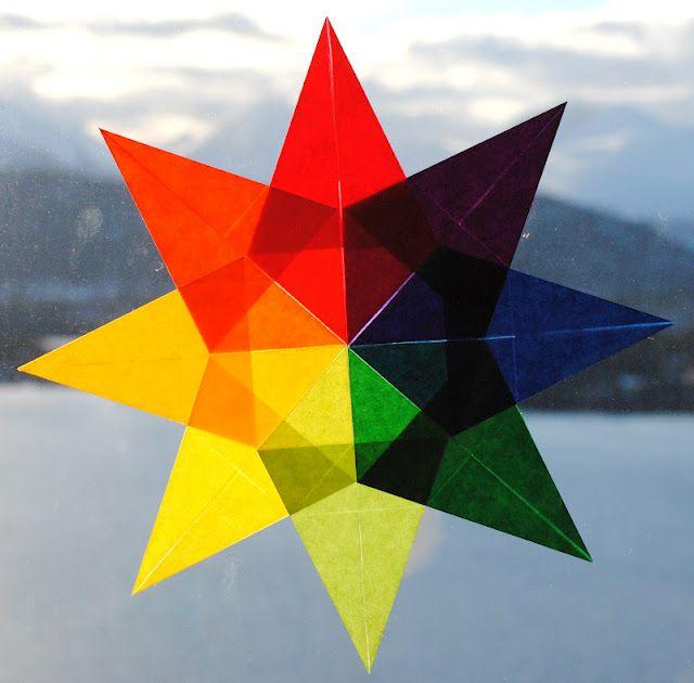 Tutorial: paper star