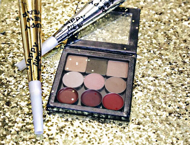 Ready for the New Year? Take your holiday makeup look with
