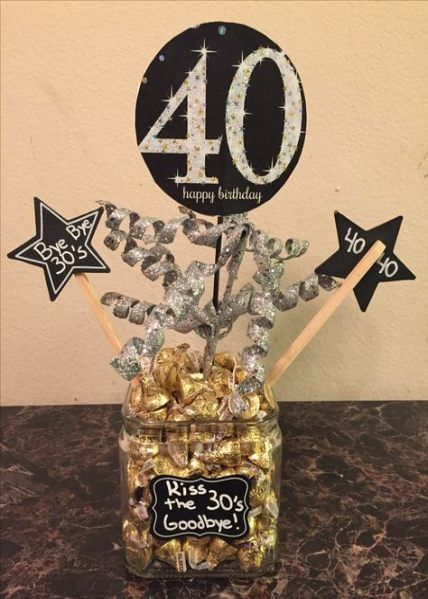 Birthday party decoracion for men centerpieces 68+ New Ideas