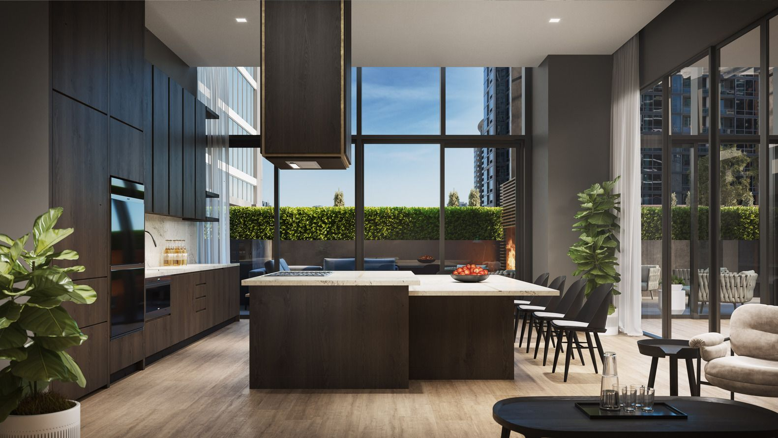 Gallery Of New Images Of Chicago S Tallest Residential Rental