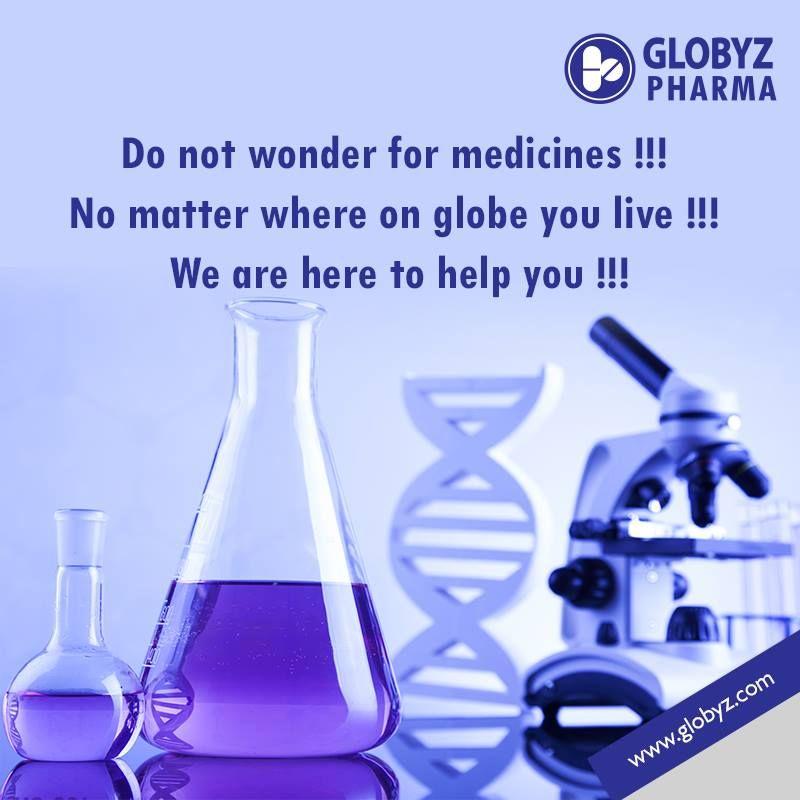 Globyz international distributor provides specific medicine to treat