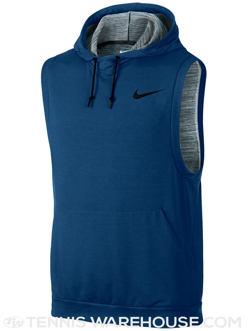 48b823aa516d Nike Men s Summer Sleeveless Hoodie