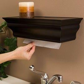82341 Shelf Towel Wipe Dispenser Shelves Wipes Dispenser Diy Kitchen Storage