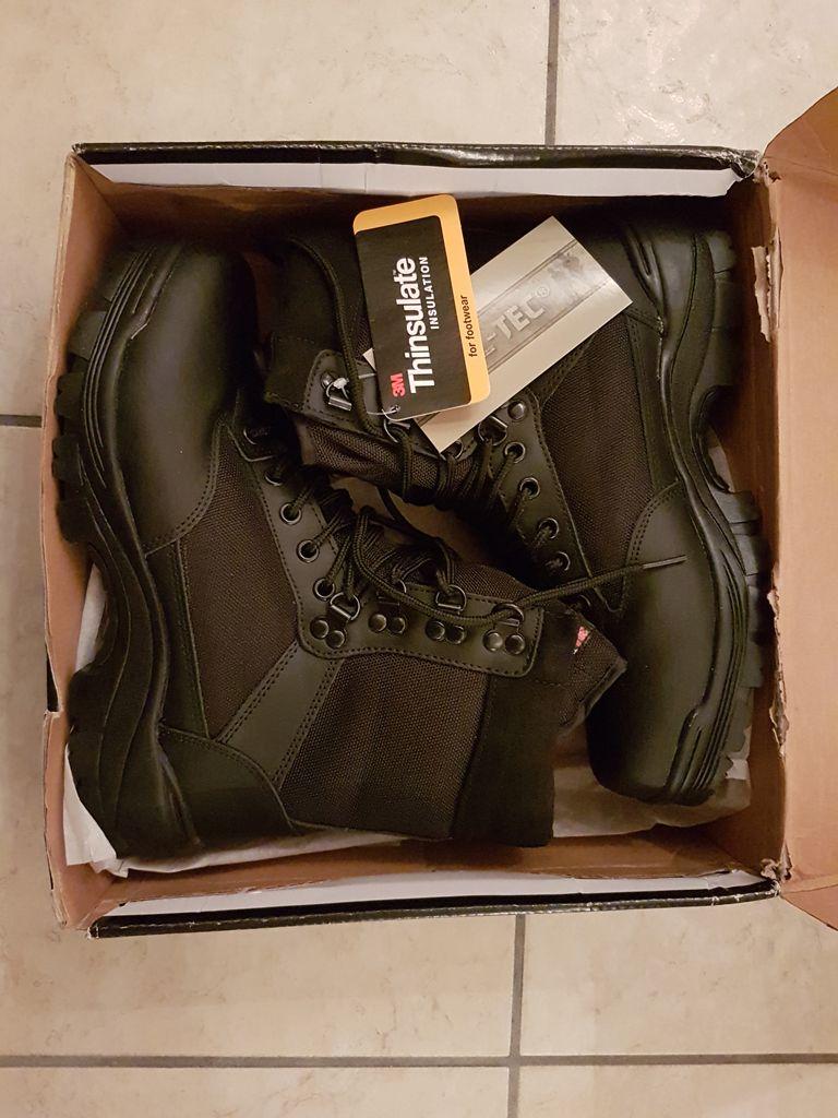 Chaussures MIL TEC SWAT STIEFEL neuves taille 42 559a1901b3aca46e1da38926dd188e9f