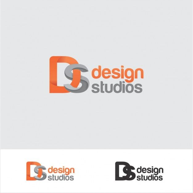 Creative desing studio logo Free Vector. hip hop   Vector Brand Desing   Pinterest   Galleries