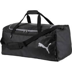 Photo of Puma Tasche Fundamentals Sports Bag L, Größe One Size In Puma Black, Größe One Size In Puma Black Pu