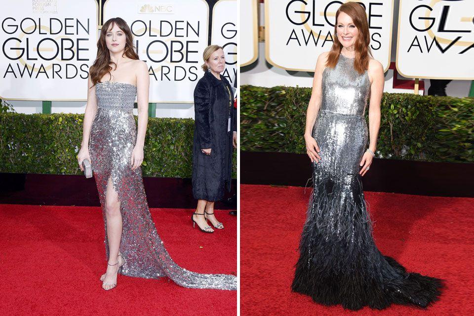 golden globes: los mejores looks de la alfombra roja | hollywood