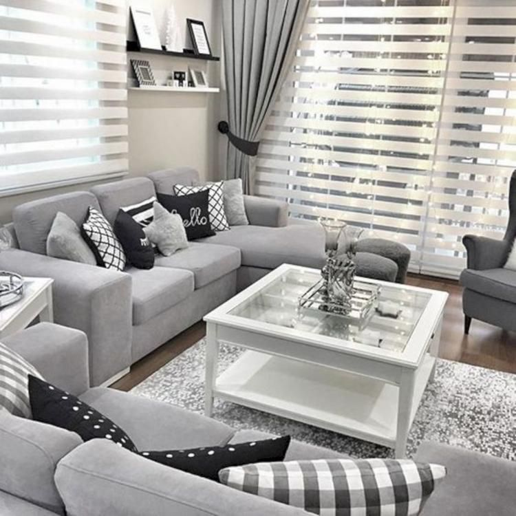 79 Luxury Small Living Room Apartment Decor Ideas Small Living