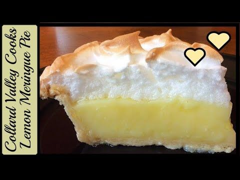 Recipes Lemon Meringue Pie : Lemon Meringue Pie Recipe! Astonishingly Easy Technique for Perfect Pie Everytime! #lemonmeringuepie
