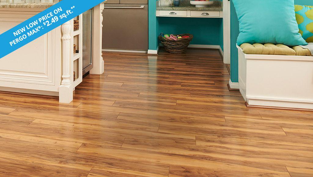 Pergo Laminate Flooring, Pergo Presto Applewood Laminate Flooring