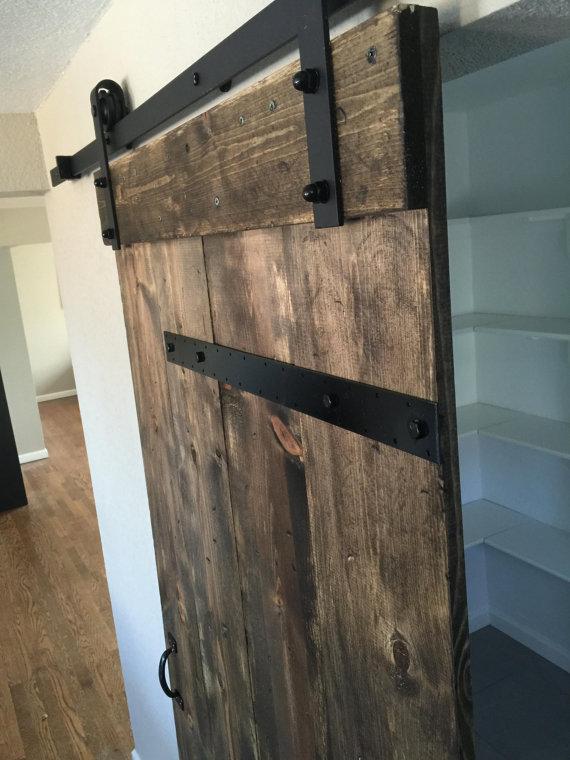 Industrial Sliding Barn Doors Customize Your Size Barn Doors