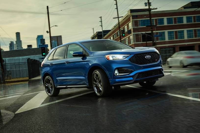 2020 Ford Edge The mid-size SUV segment is a dog fight with all automakers, big and small pitching