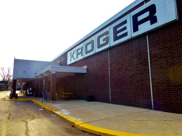 Old School Kroger Kroger Fremont Abandoned Places