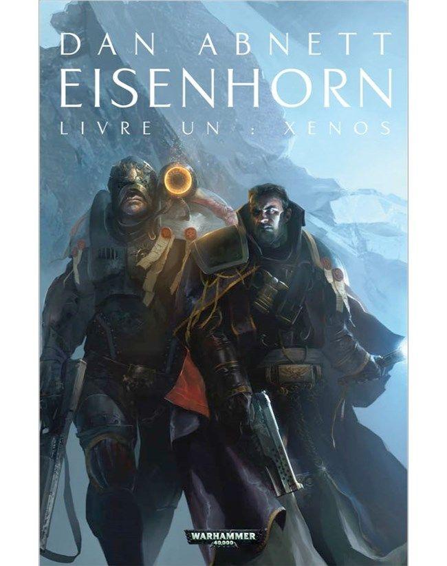 Eisenhorn Livre Un Xenos 40k Art Sci Fi Books