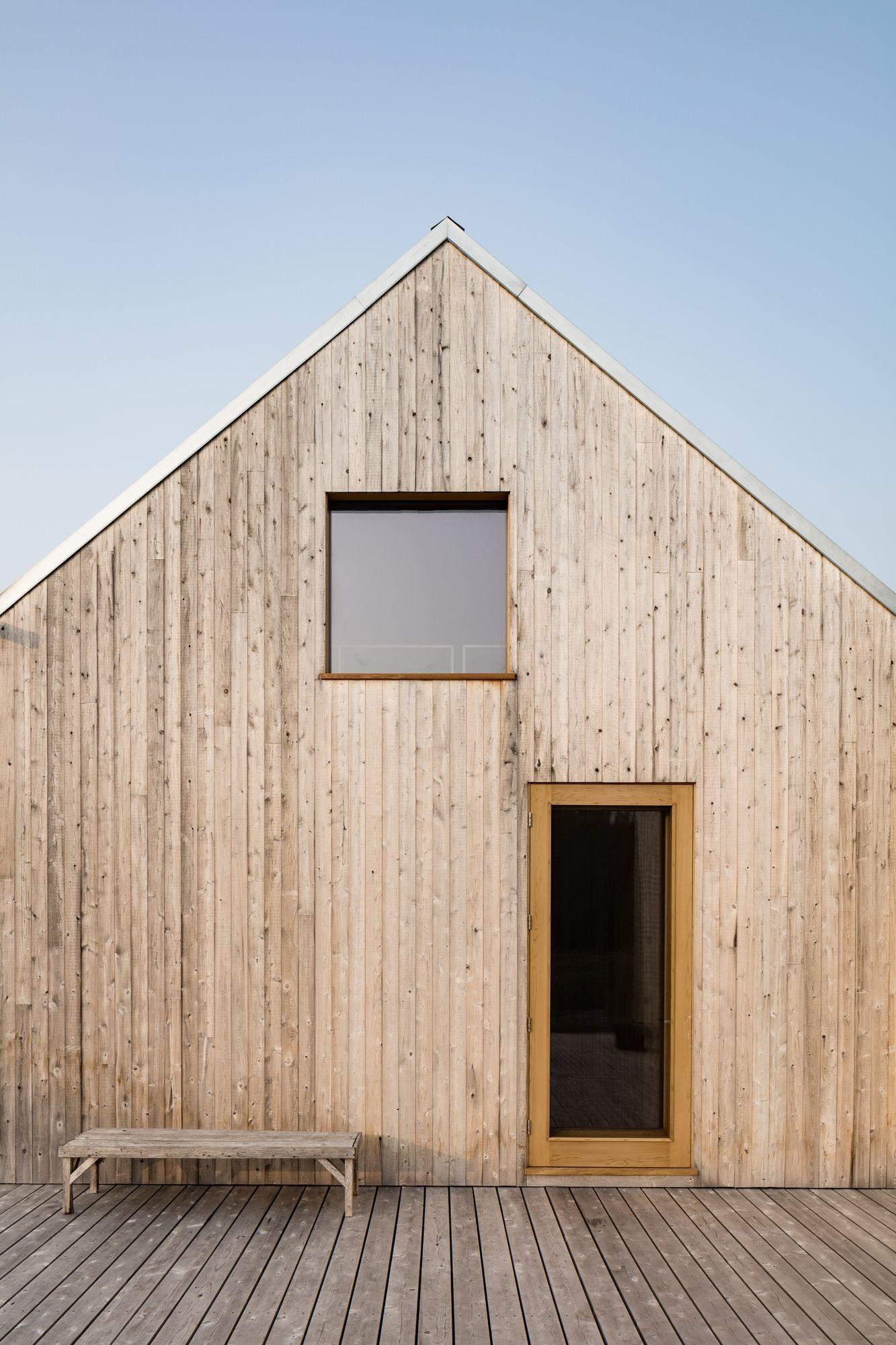 La Residence Des Stagiaires Architecture Architecture House Scandinavian Architecture