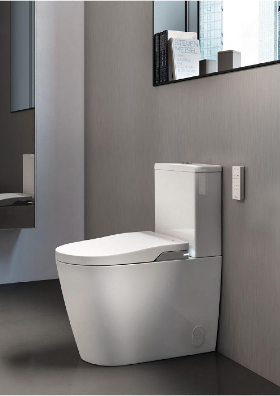 Roca Inspira In Wash Stand Tiefspul Wc Kombination In 2020 Japanese Shower Wash Stand Bathroom